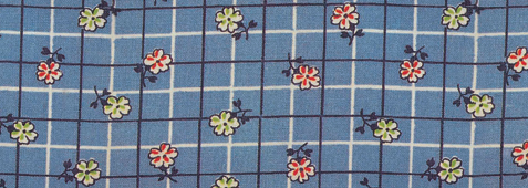 Persephone Endpapers