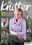 Winterbloom, on the cover of The Knitter