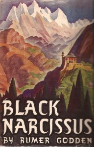 Black Narcissus - book cover