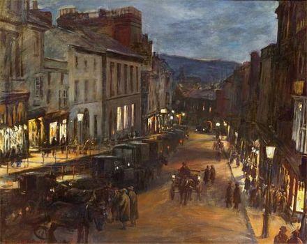 Market Jew Street - Nocturne