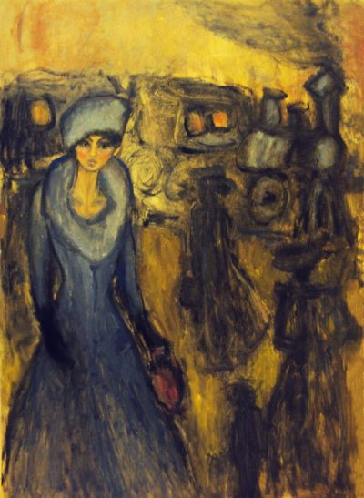 Anna Karenina by Hana Popaja